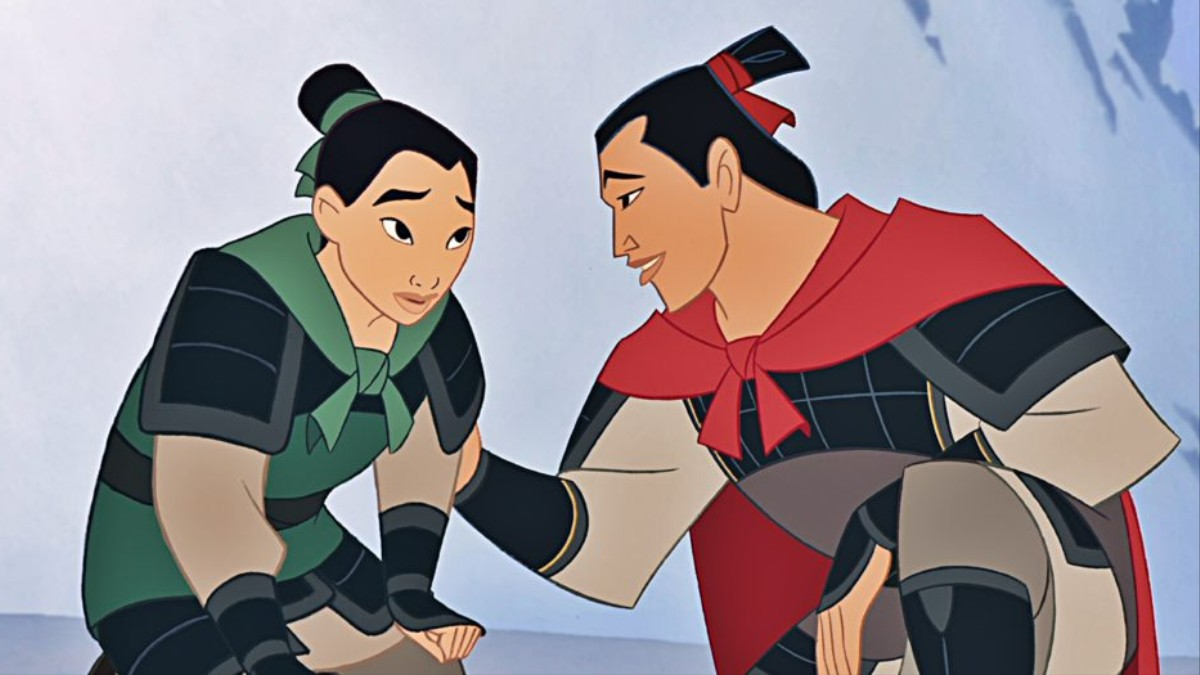 'Mulan' Was the Most Bisexual Cartoon Ever