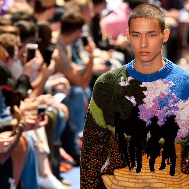 "2c2f9203 Why Virgil Abloh Referenced ""The Wizard of Oz"" at His Louis Vuitton ..."