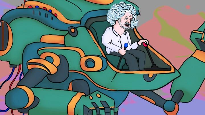 Come il blog di Beppe Grillo sta cercando di venderci un futuro impossibile