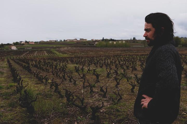 24 ore di poesia con un produttore francese di vino naturale