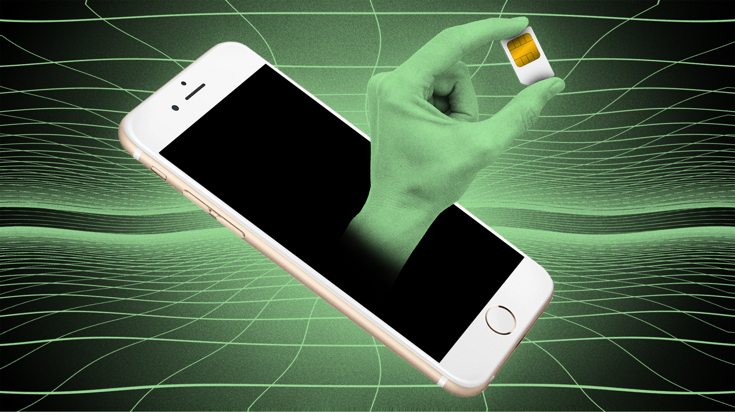 The Hackers Who Can Hijack Your SIM Card Using Only Your Phone Number