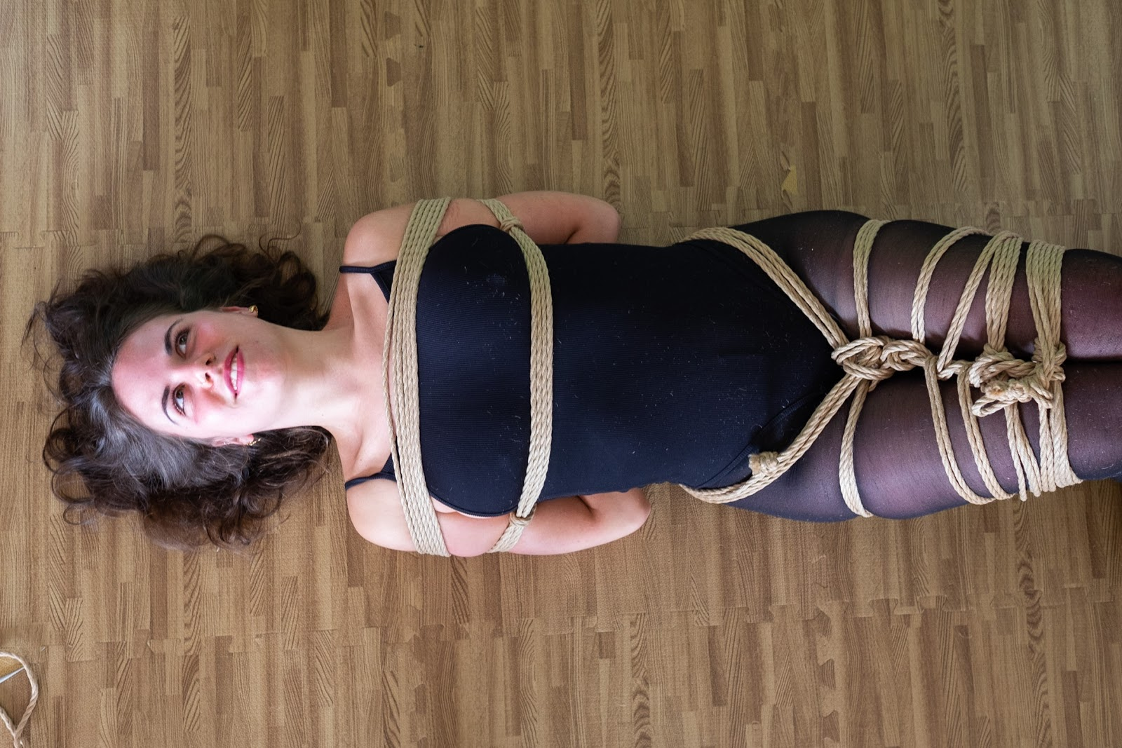 Women giving anal massage