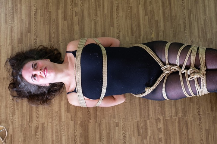 I Tried Japanese Bondage to Learn About the Beauty of Getting Tied Up