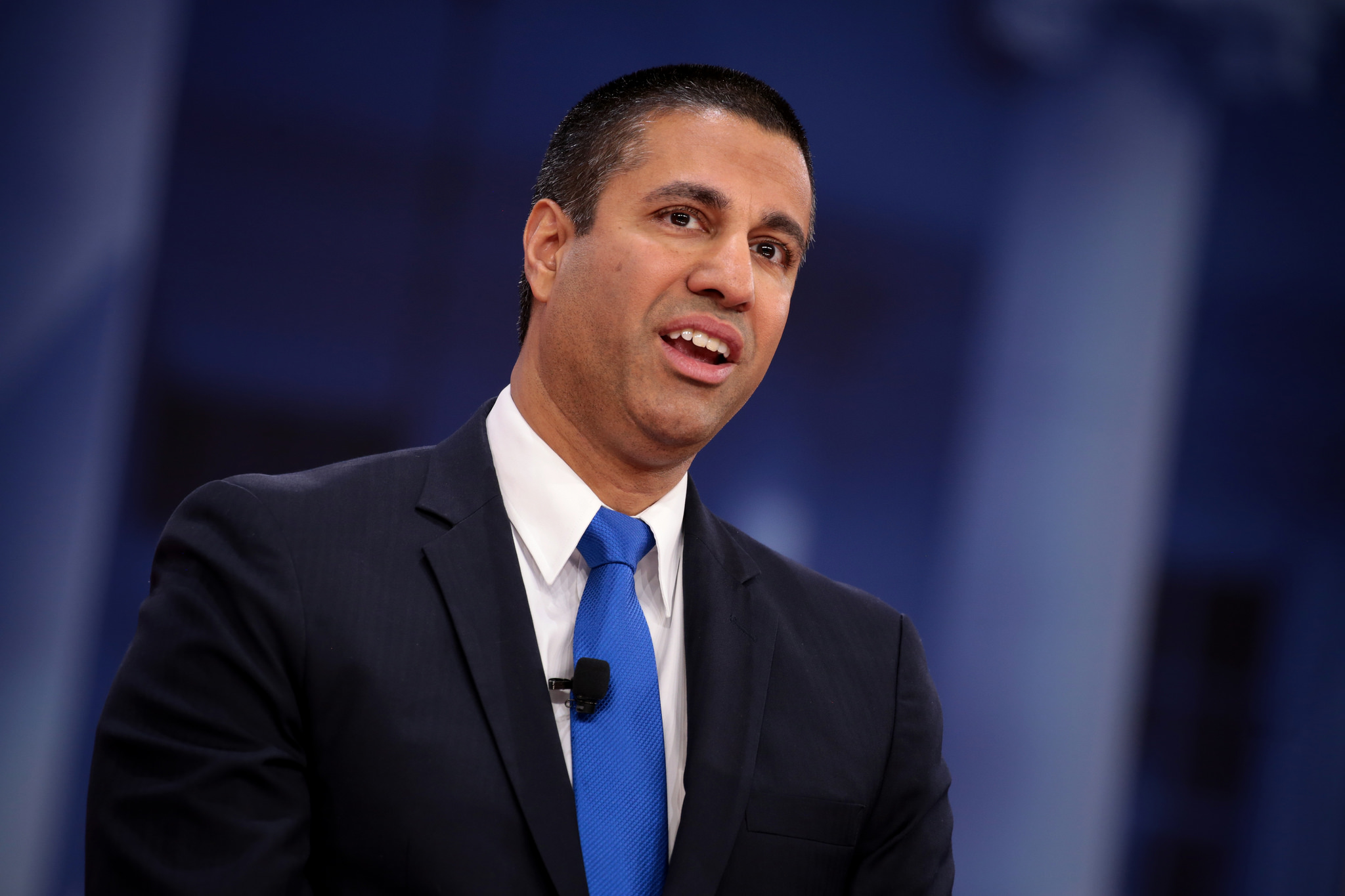 Man Charged With Threatening to Kill Ajit Pai's Kids Over Net Neutrality Repeal