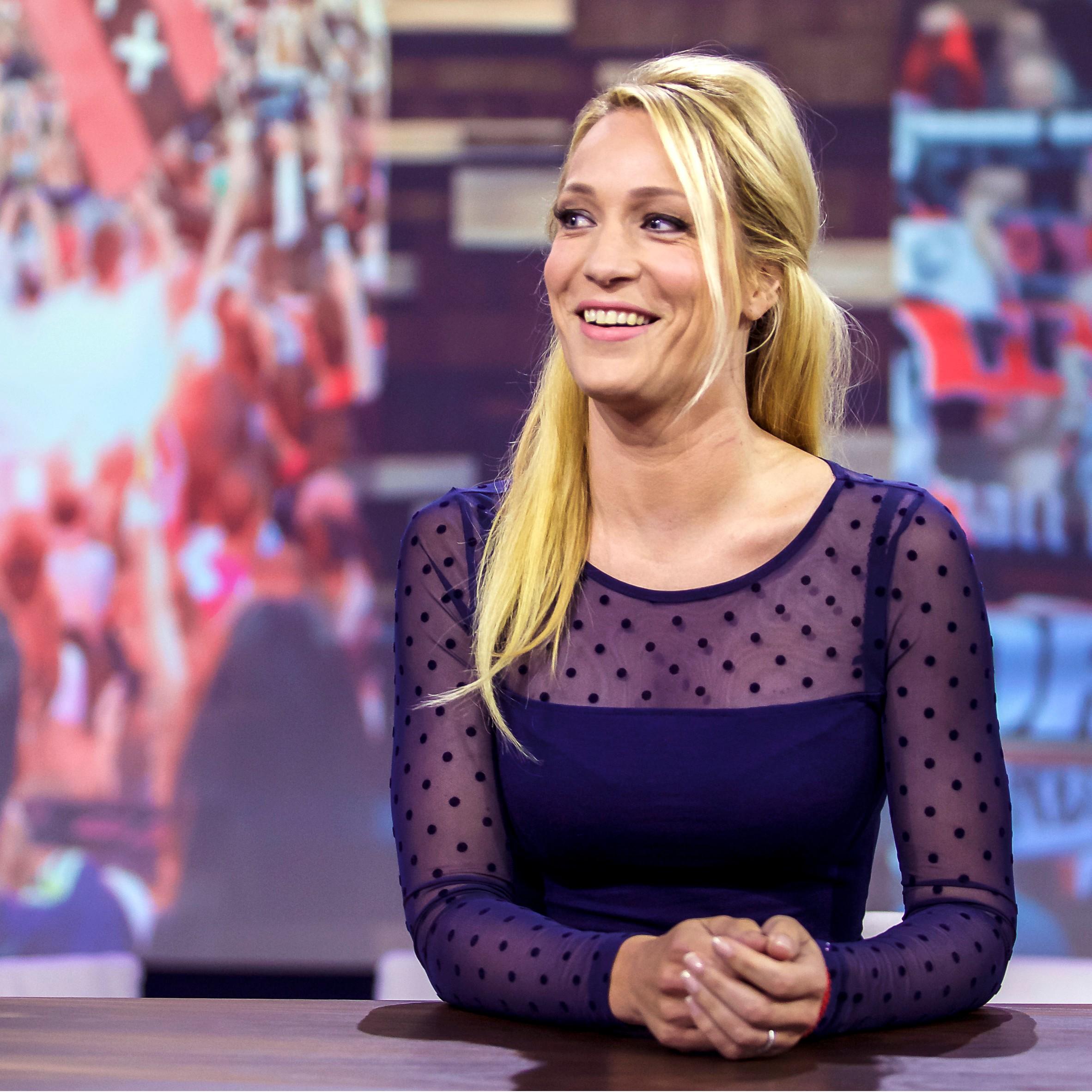 We Spraken Helene Hendriks Over Seksisme In De Sportverslaggeving