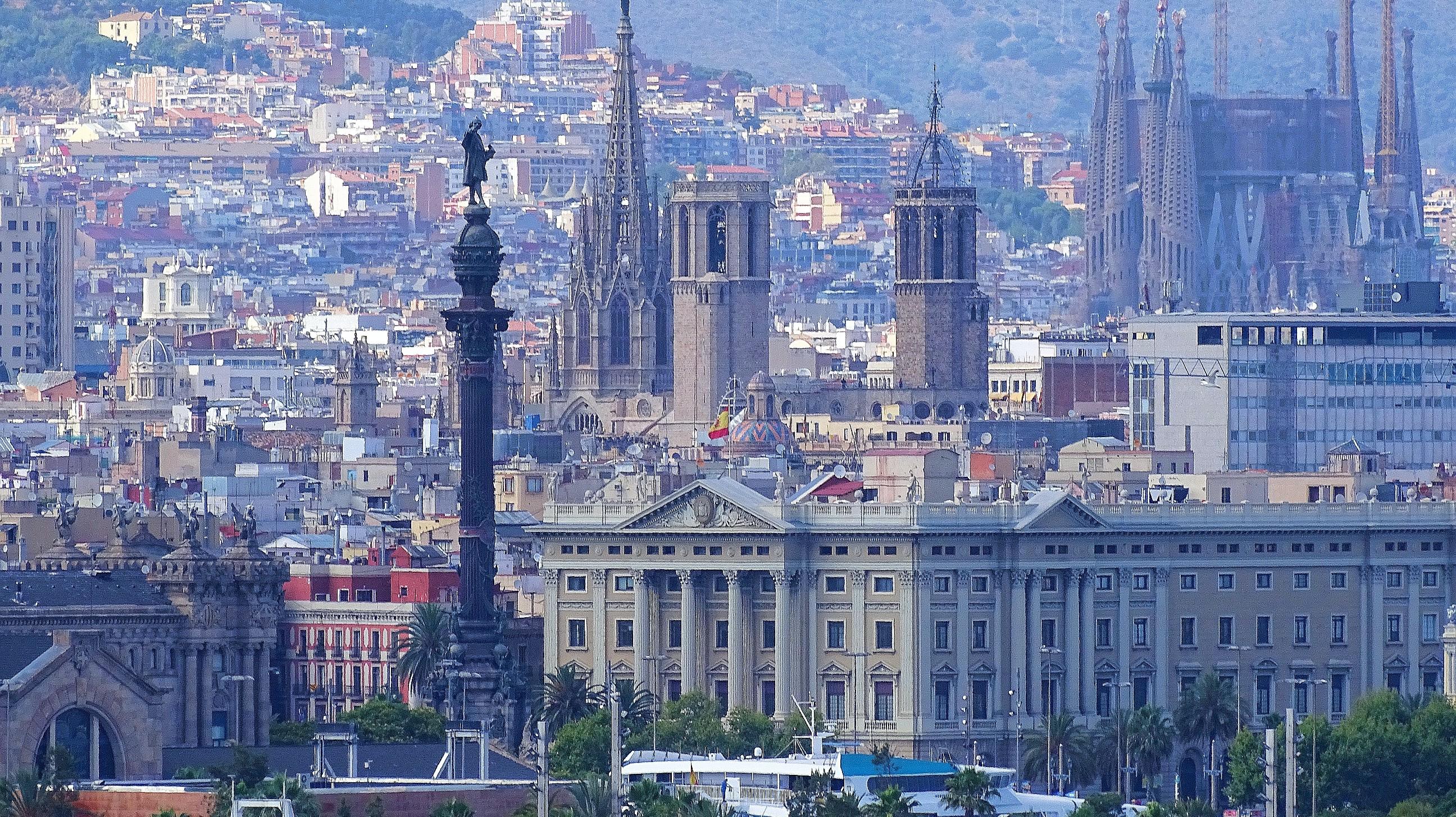 Lajfhakowe przewodniki po Europie: Barcelona