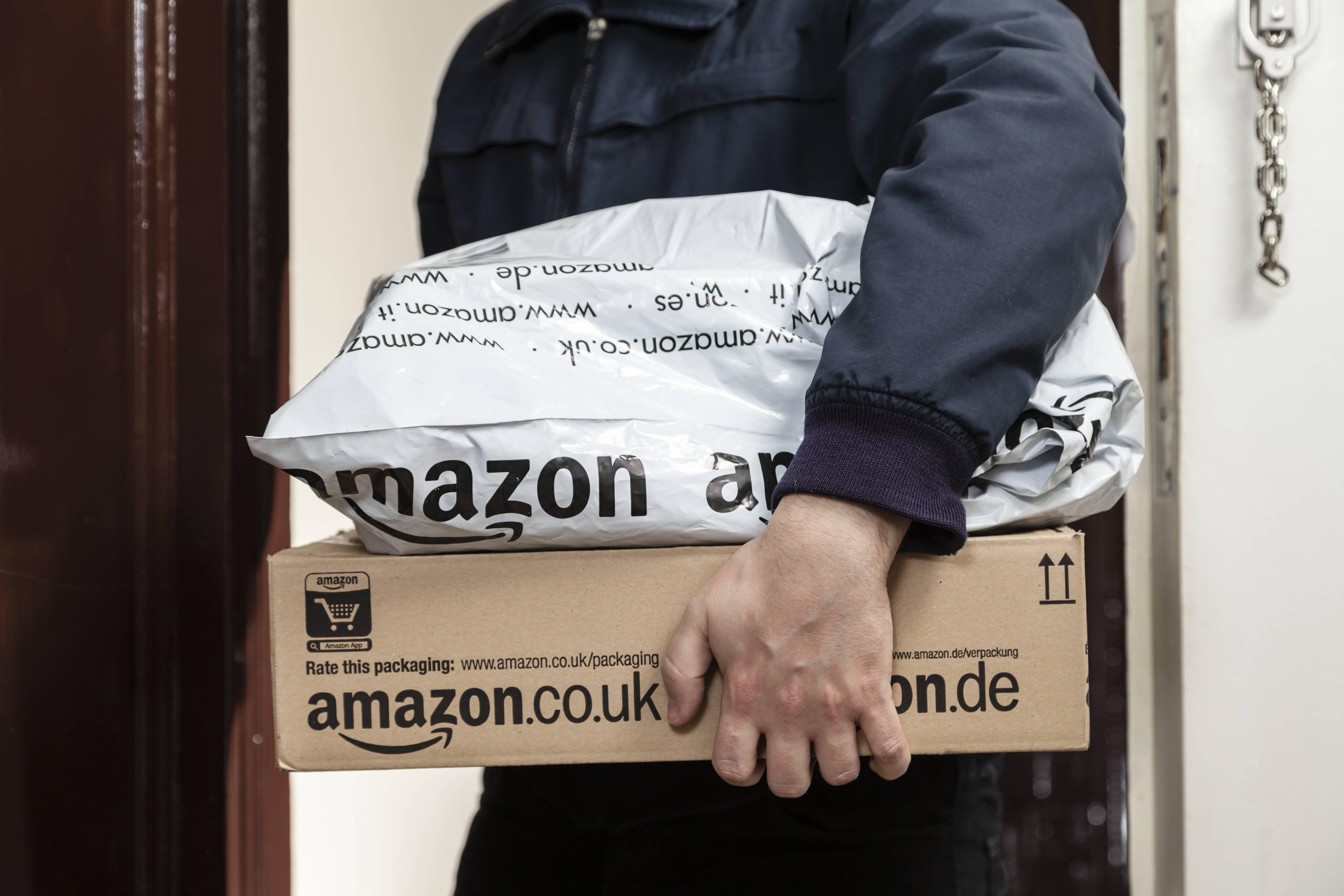 Neun Private Dinge Die Amazon über Dich Weiß Und Mit Denen Du