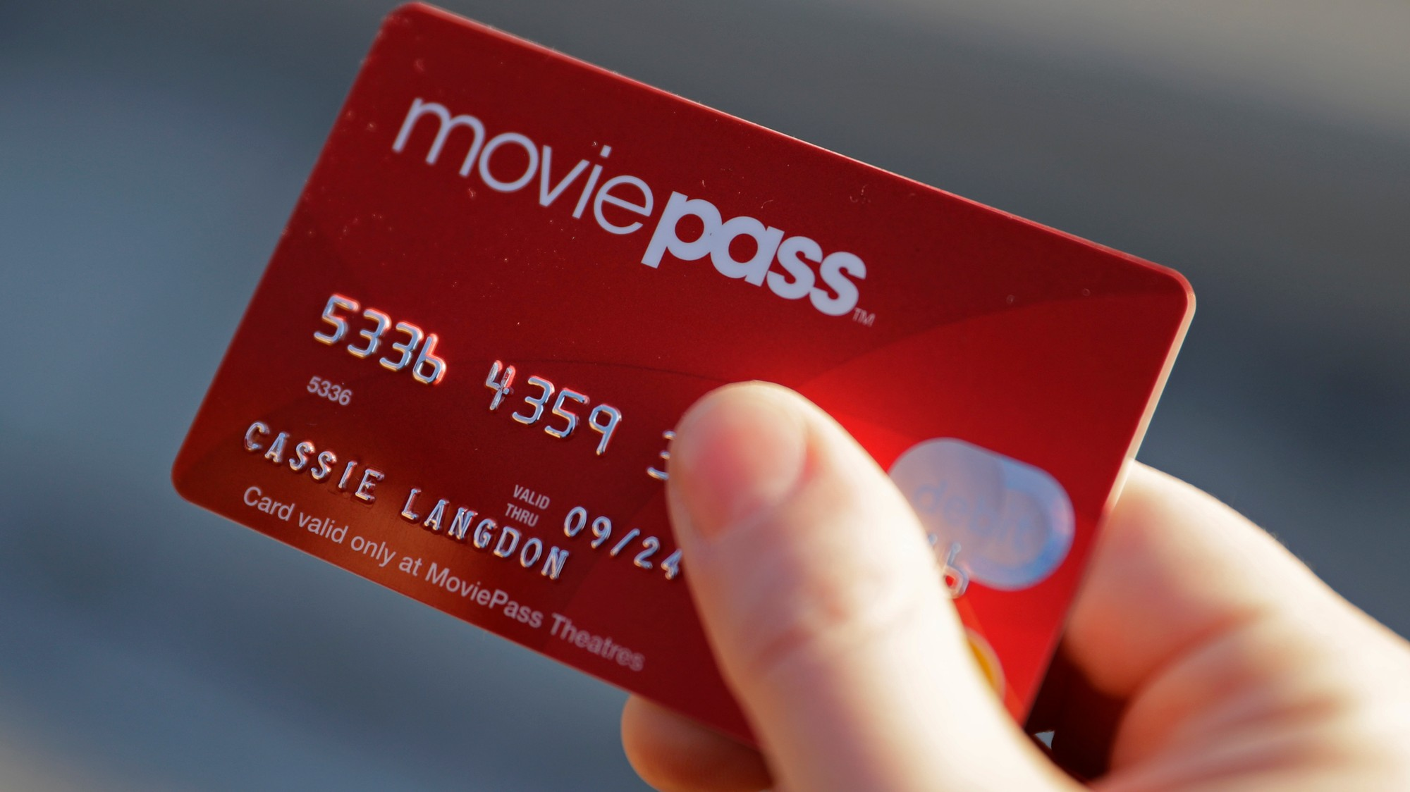 This Is Who Pays When You Use MoviePass to See Movies for