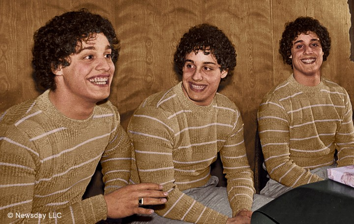 The Conspiracy Behind 'Three Identical Strangers' Is Beyond Messed Up