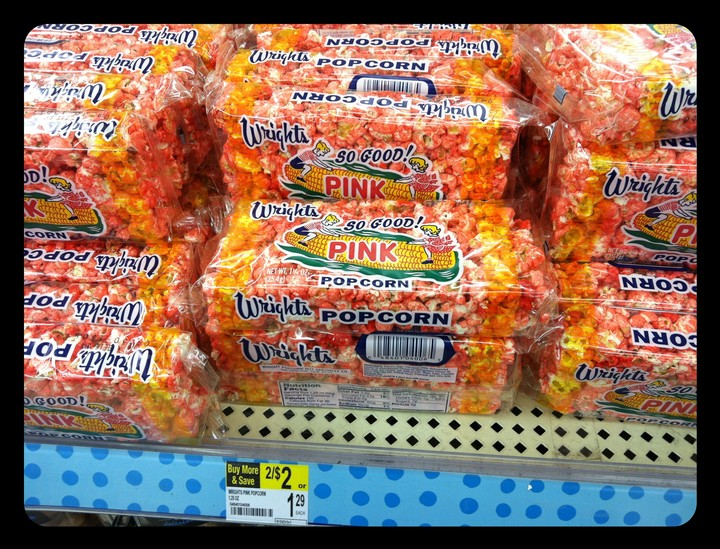 What Happened to the Bay Area's Beloved Pink Popcorn?