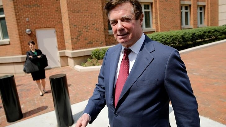 "Paul Manafort's ""VIP"" prison experience might be over"