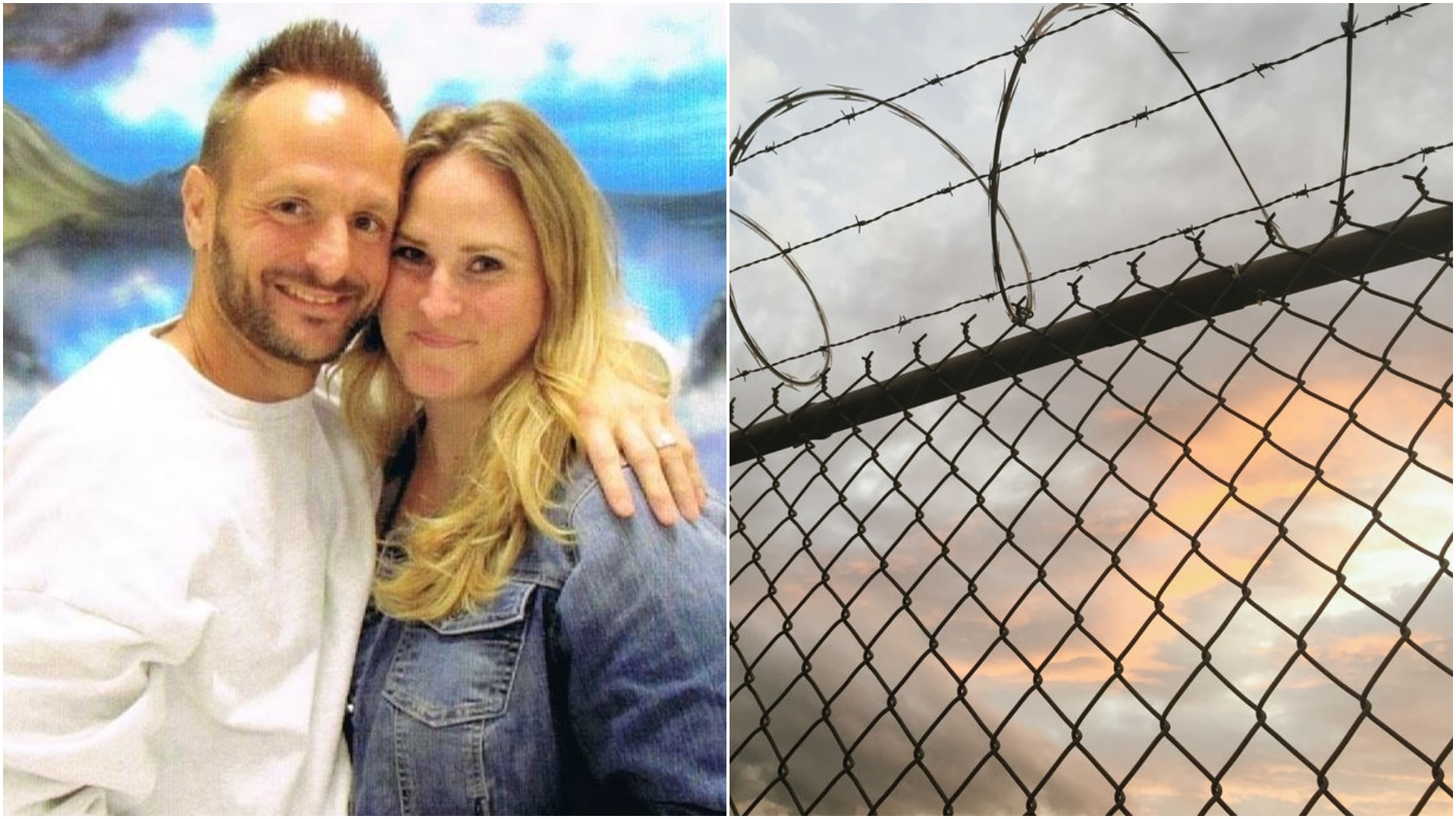 After Marrying Her Prison Pen Pal, This Woman is Sharing Inmates