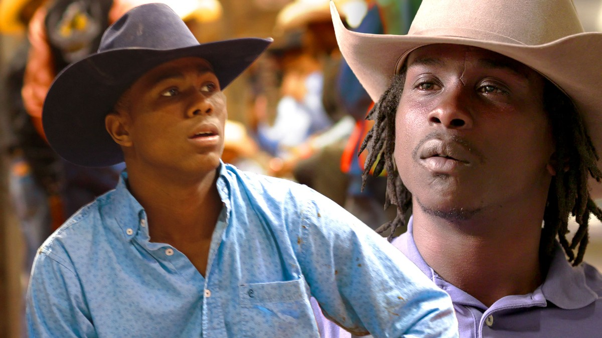 What It S Like To Be A Black Bull Rider In The Southern Us