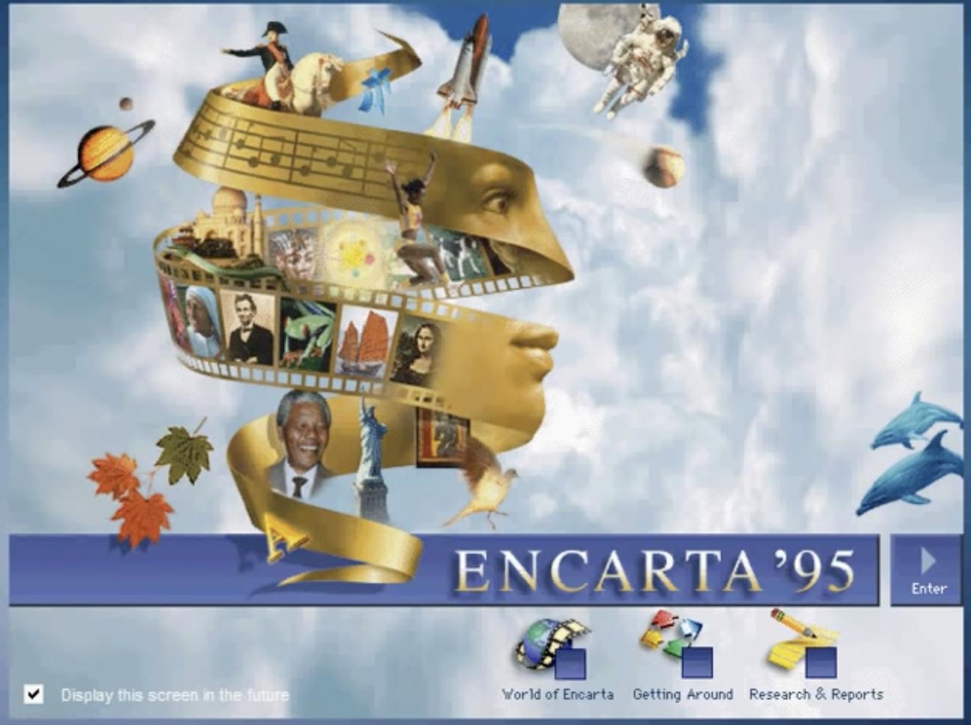 vice.com - Jason Koebler - Let's Remember Microsoft Encarta