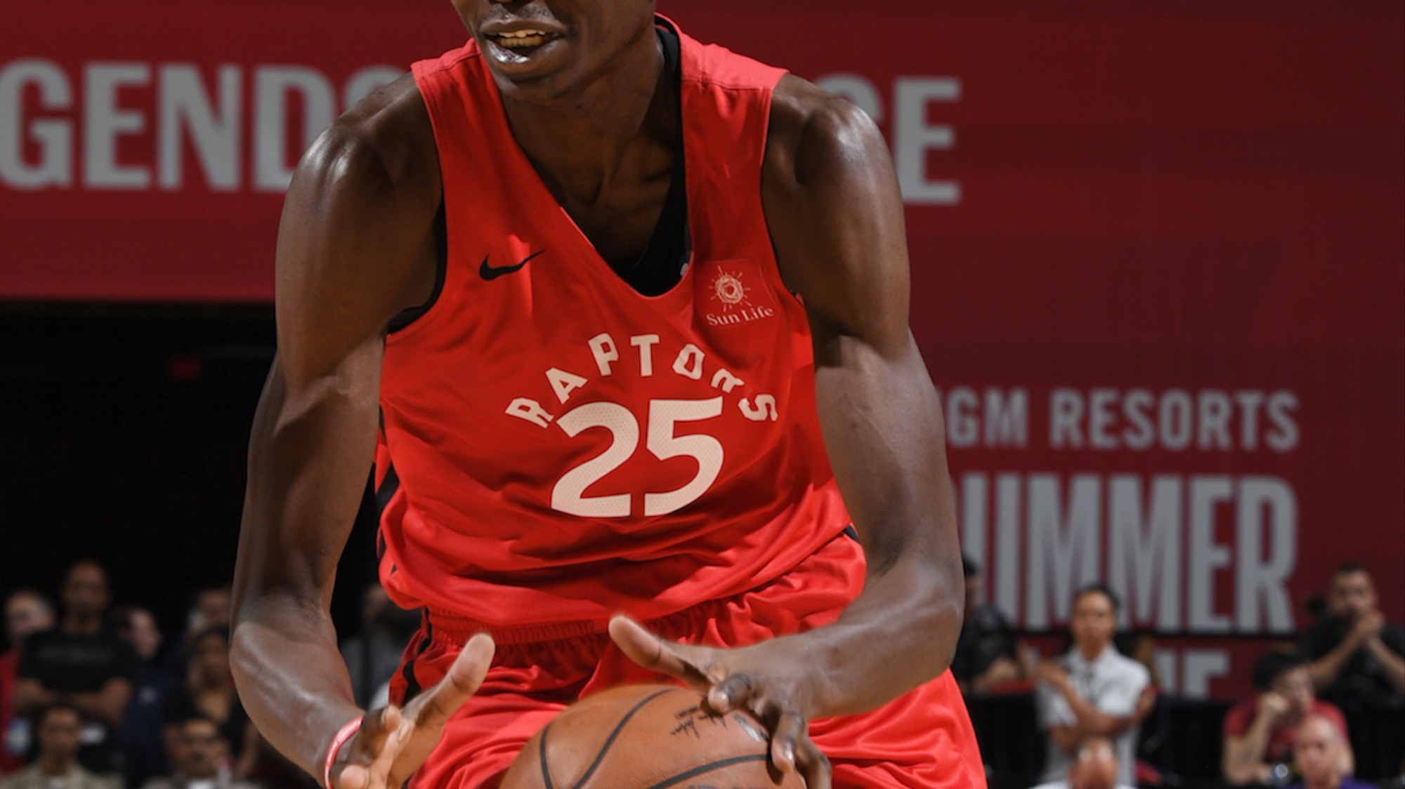 timeless design ca279 a8a09 Chris Boucher, a Raw 25-Year-Old, is on a Mission to Prove ...