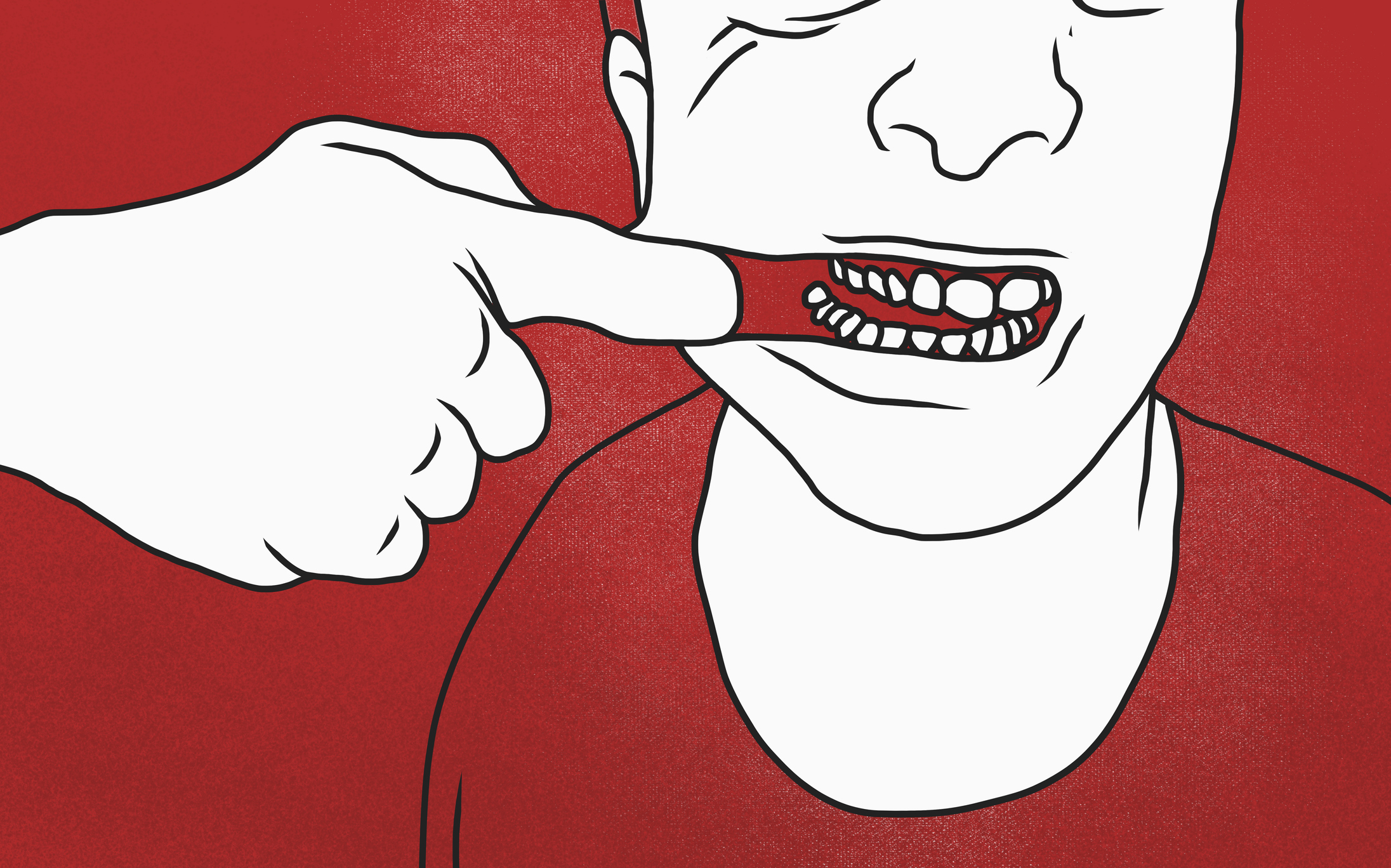 Everything You Need to Know About Spraining Your Tooth - VICE