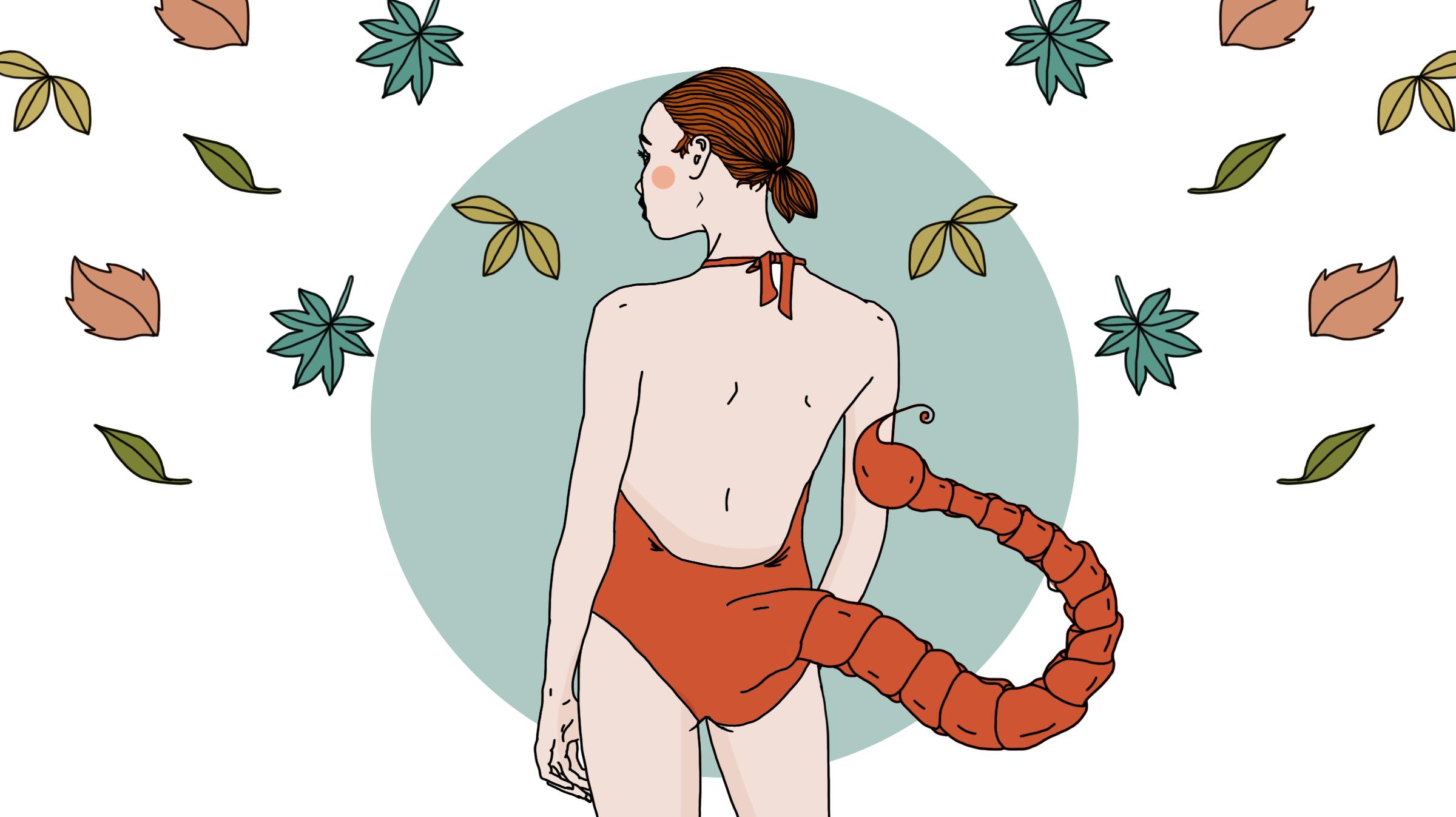CLAUDETTE: When a scorpio woman ignores you