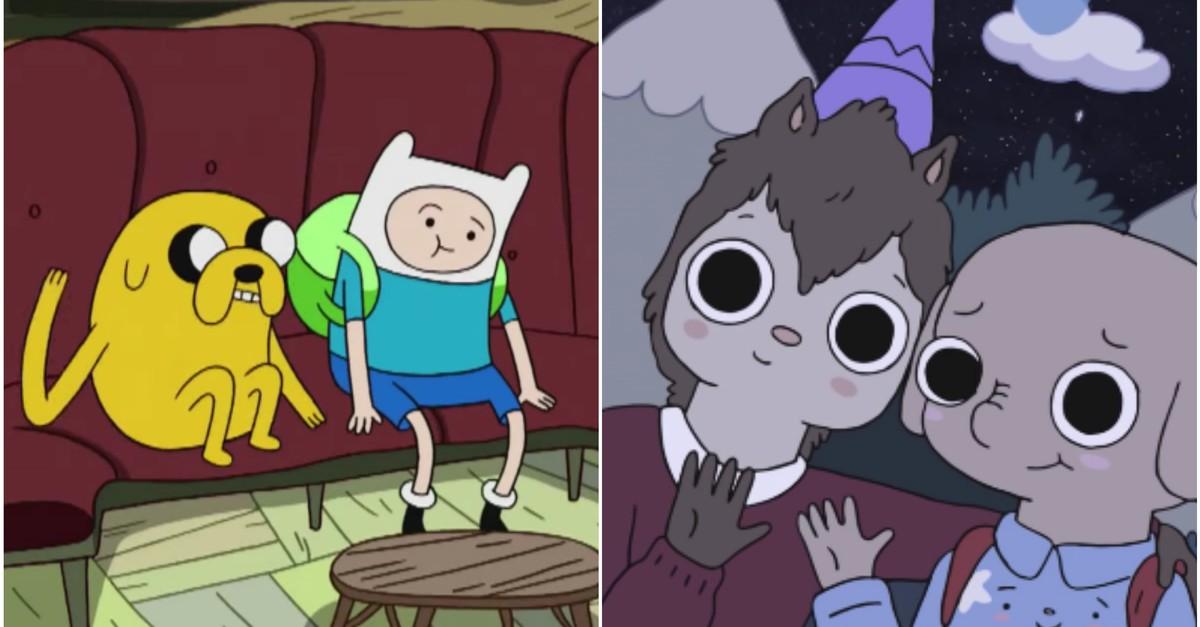 The New Show 'Summer Camp Island' Will Fill the 'Adventure ...