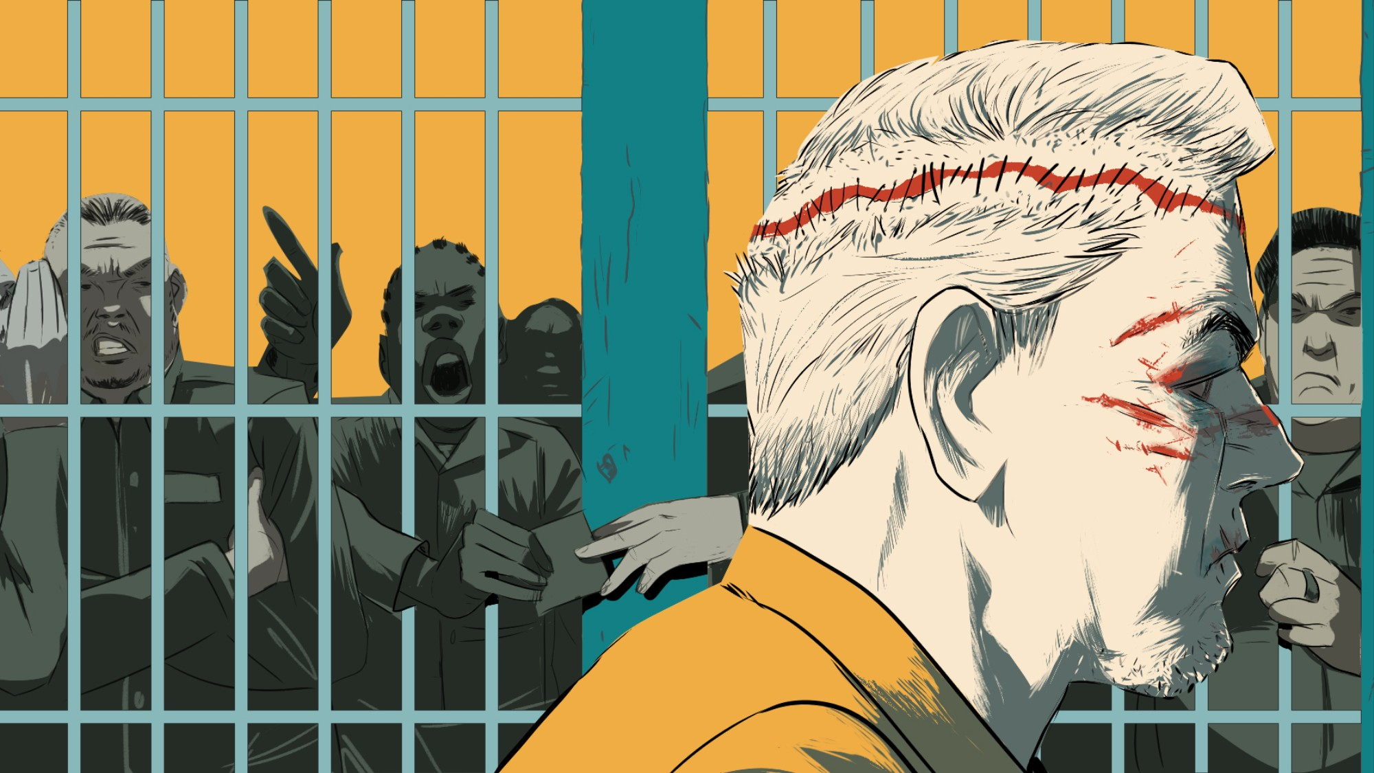 The Brutal Politics of Snitching in Prison - VICE