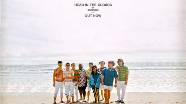 nyc collective 88rising's 'head in the clouds' sounds like summer - i-D