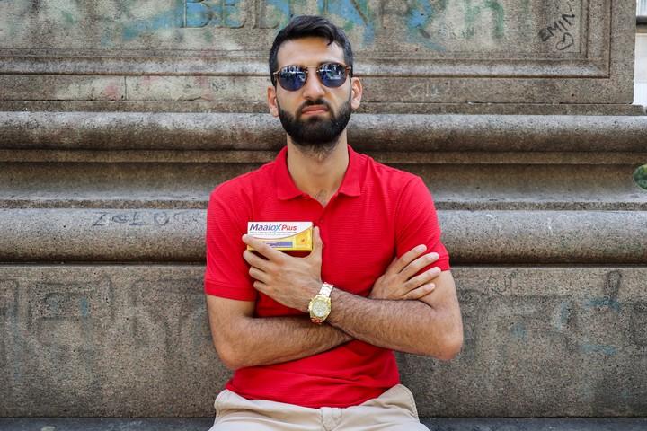 Maglietta rossa + Rolex + Maalox = ho cercato di diventare un buonista