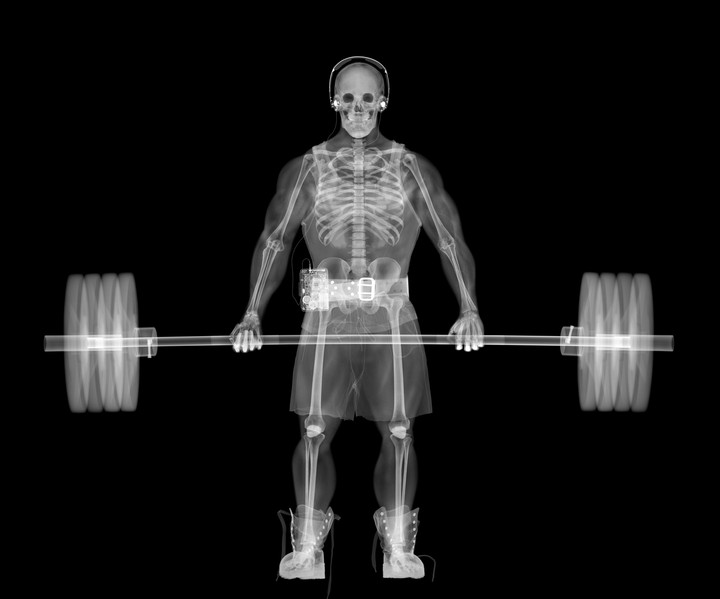 This Is the Effect Working Out Has on Your Bones