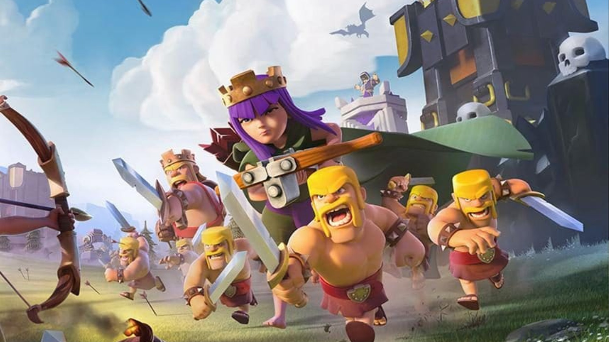 Scammers Are Using 'Clash of Clans' to Launder Money From