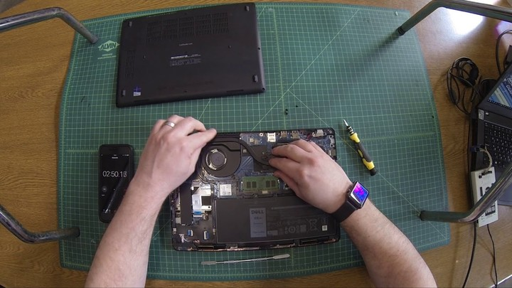 Watch a Hacker Install a Firmware Backdoor on a Laptop in Less Than 5 Minutes