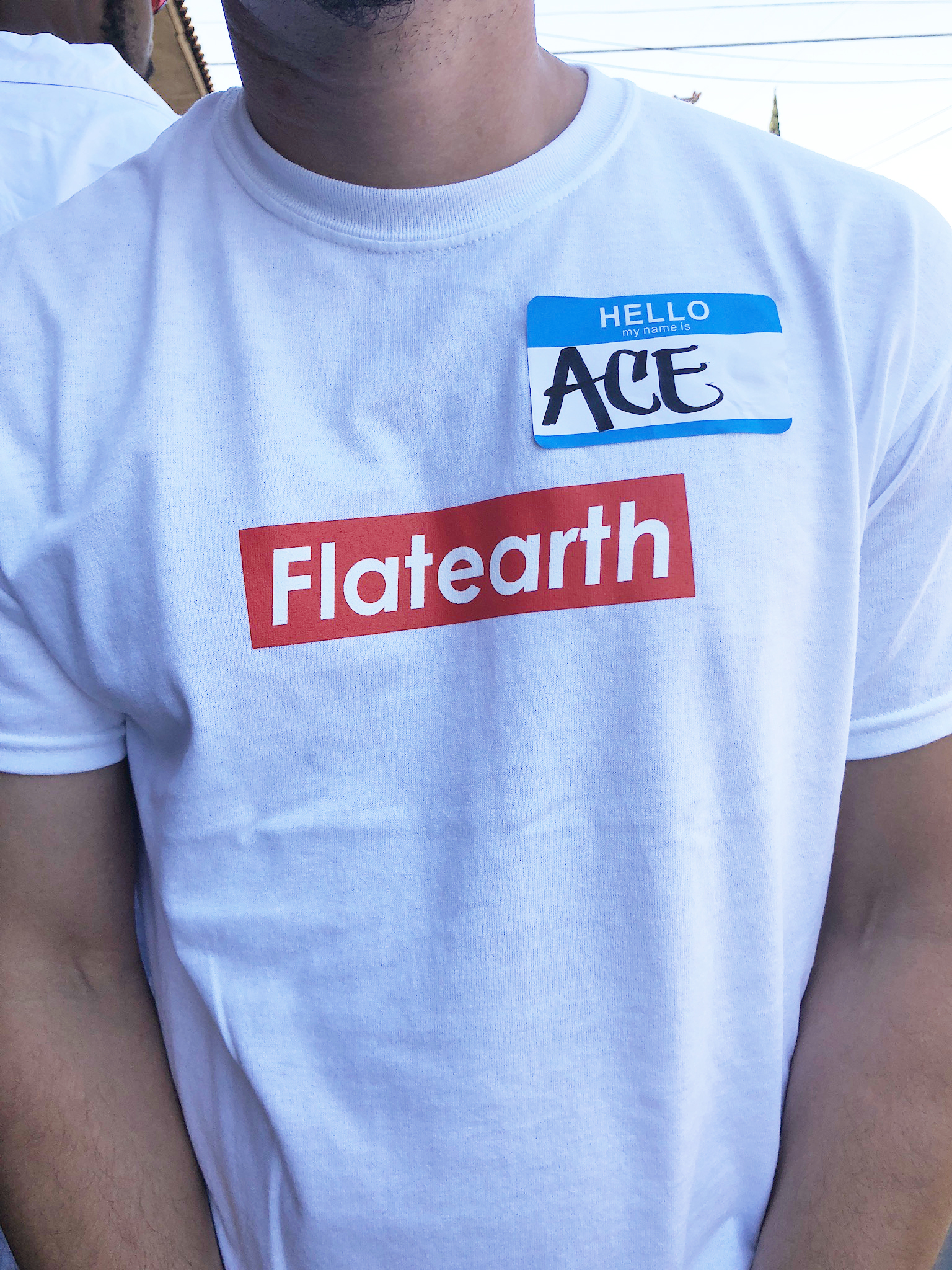d6351a7bf5780 I Went to a Flat Earth Fashion Show - VICE