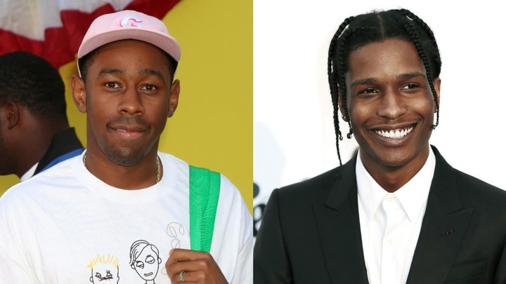Watch Tyler, the Creator and A$AP Rocky Freestyle Together in Paris