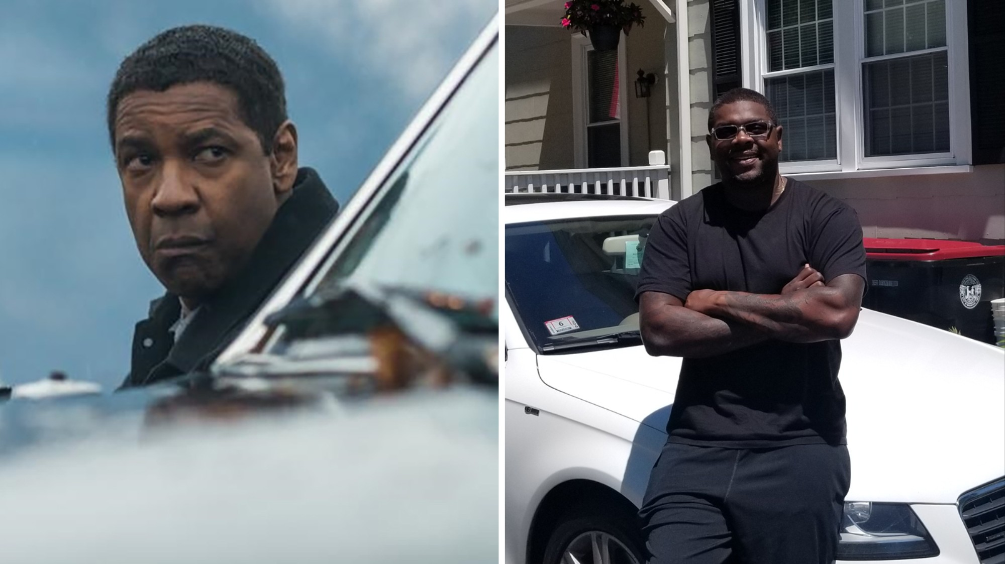 I Taught Denzel How to Drive a Lyft for His New Movie - VICE