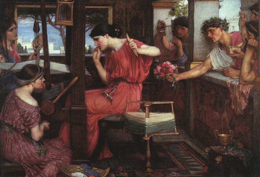 Δουλειά που βγαίνει με την Πηνελόπη