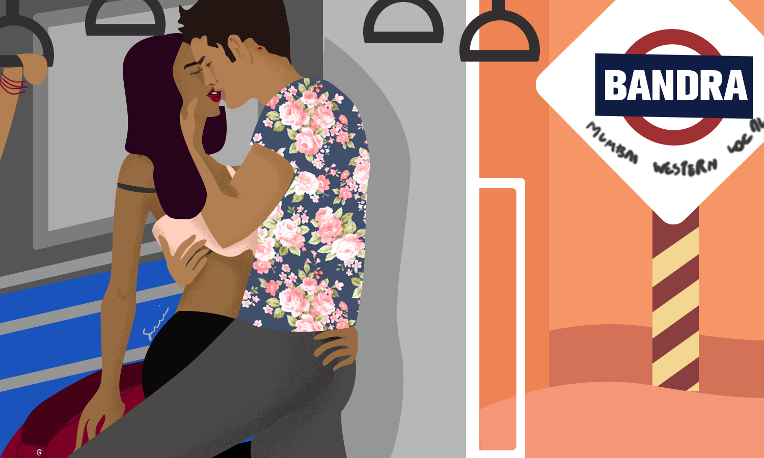 How to have sex in public without getting caught