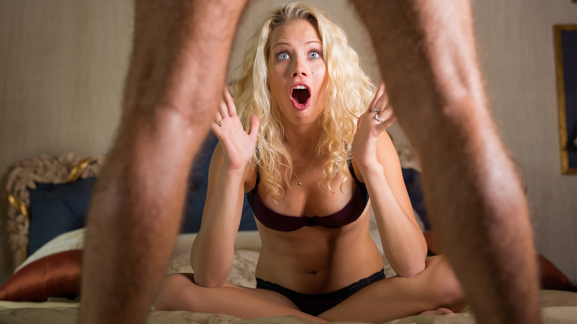 Blonde Ex Girlfriend Creampie