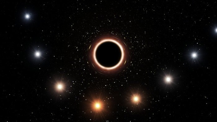 Astronomers Confirm Einstein's Theory of Relativity By Watching a Star Orbit a Black Hole