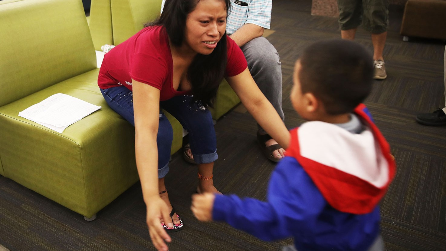 here s how many immigrant children still haven t been reunited with