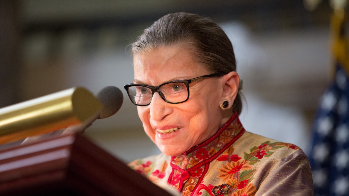 RBG Plans to Serve Supreme Court Until She's 90, Blocking Another Trump Pick