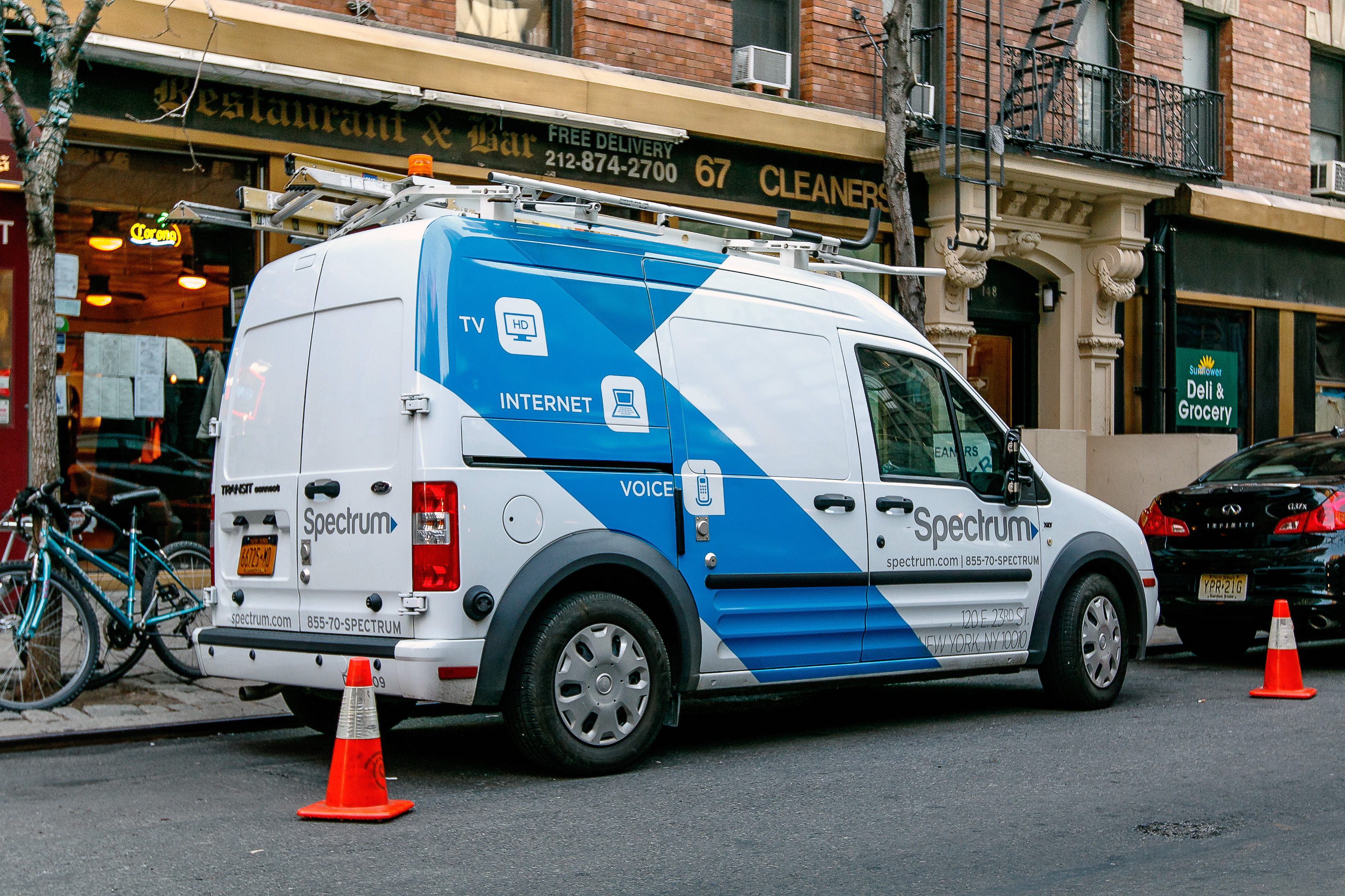 Why New York Kicked the Country's Second-Biggest Cable Company Out