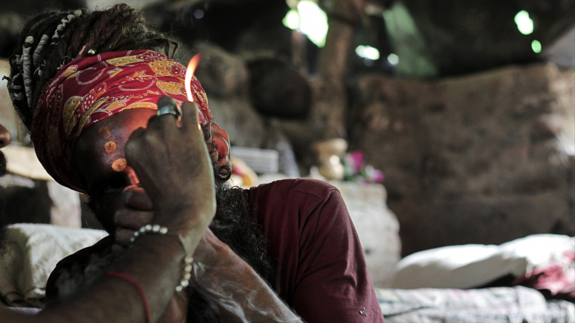 Two Hash Smoking Sadhus Told Us Why We Shouldn't Smoke Hash