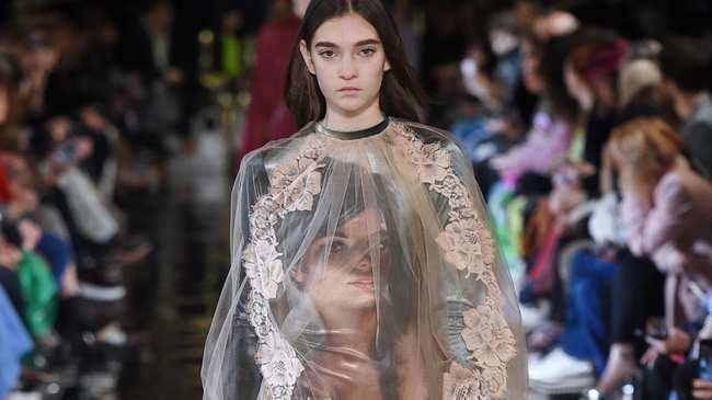318c7448047 Stella McCartney AW 18, photography Mitchell Sams. SHARE; TWEET. Sustainable  fashion ...