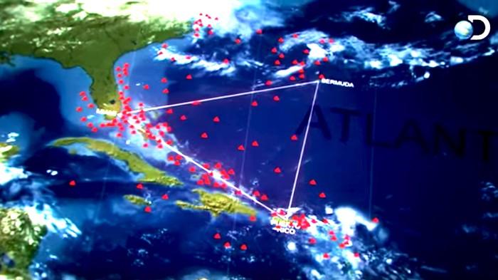 Wissenschaftler glauben, das Geheimnis des Bermudadreiecks gelöst zu haben