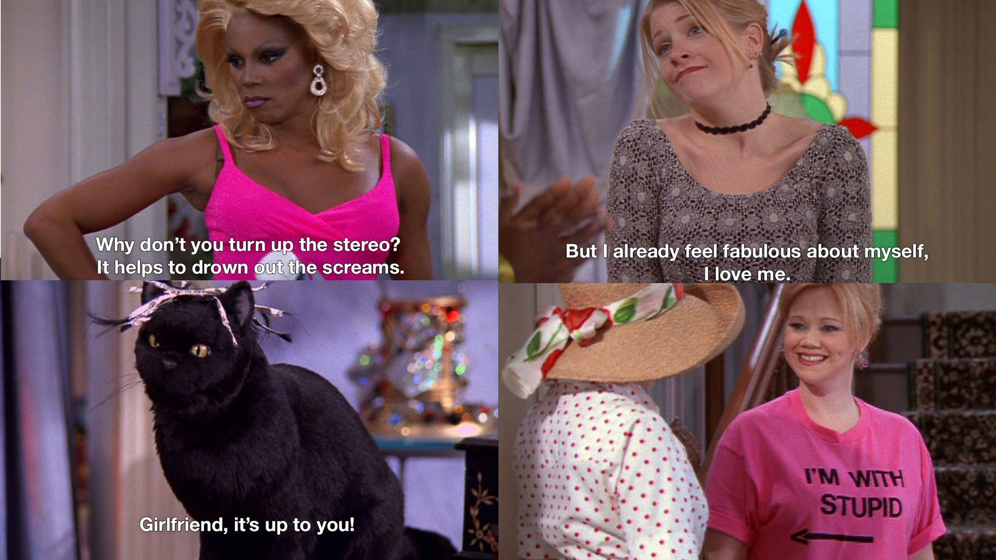 cat on sabrina the teenage witch
