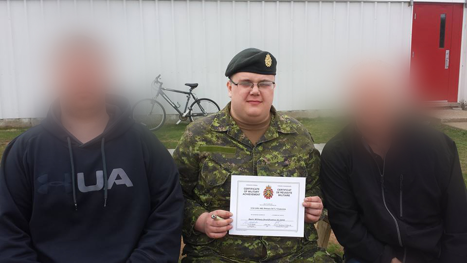 Gay military proflie canada