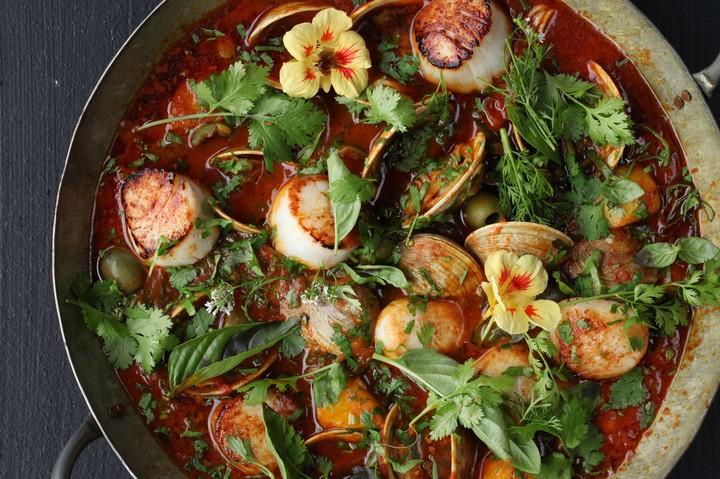 Seafood Shakshuka Recipe