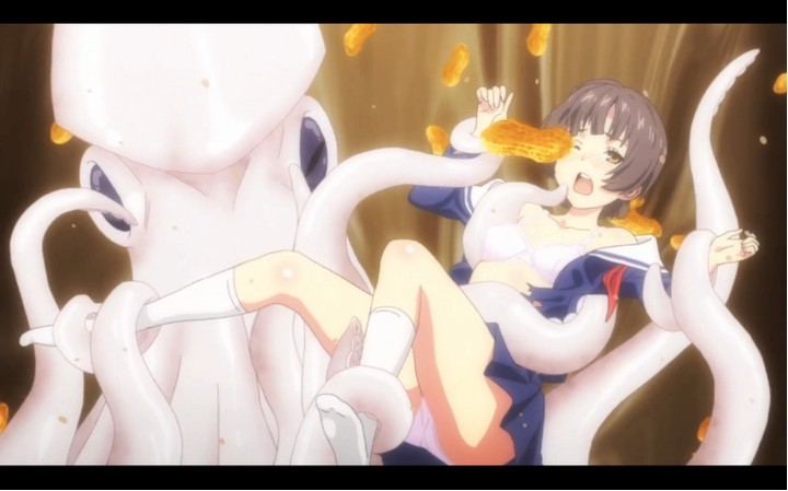 I Can't Stop Watching this Weirdly Sexual Cooking-Themed Anime