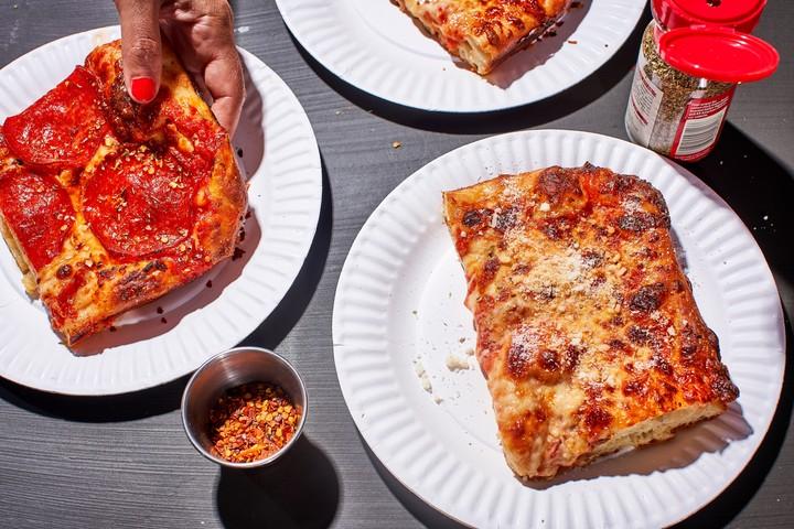 Detroit-Style Pizza Recipe