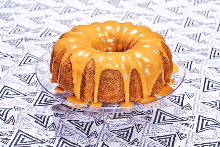 Caramel Carrot Bundt Cake Recipe