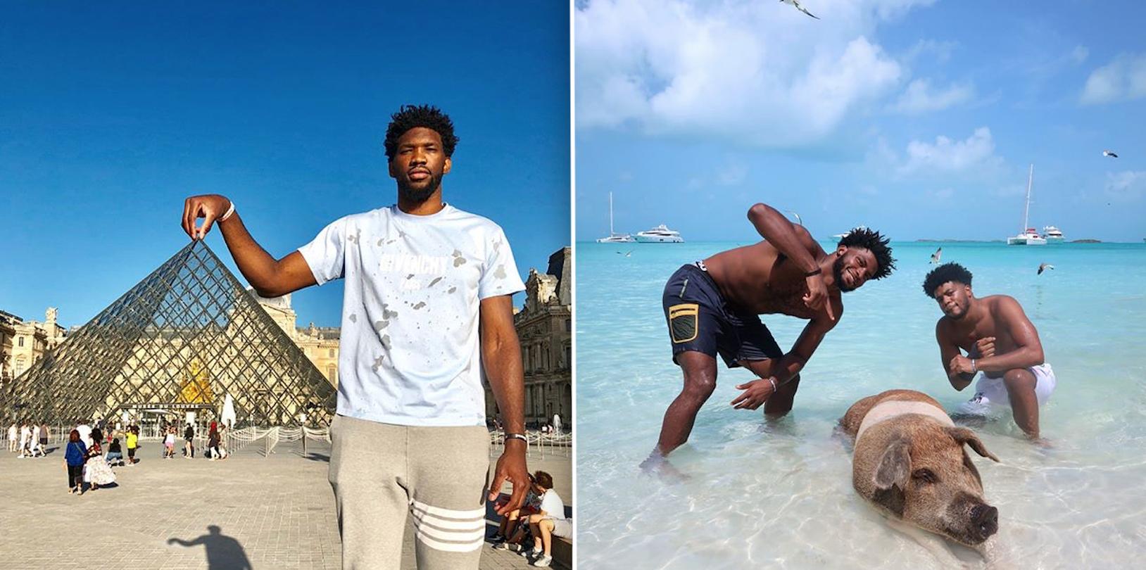 NBA Summer Vacation