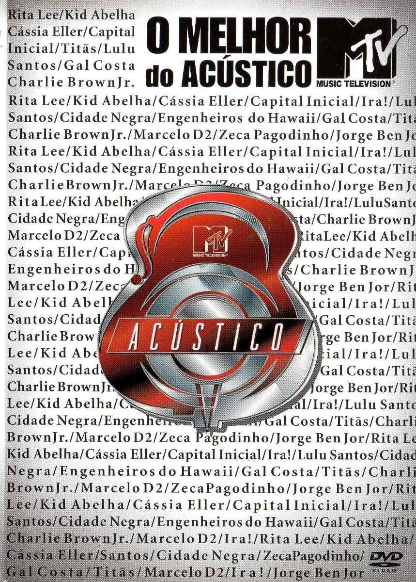 ACUSTICO CD O MTV GRATIS BAIXAR RAPPA