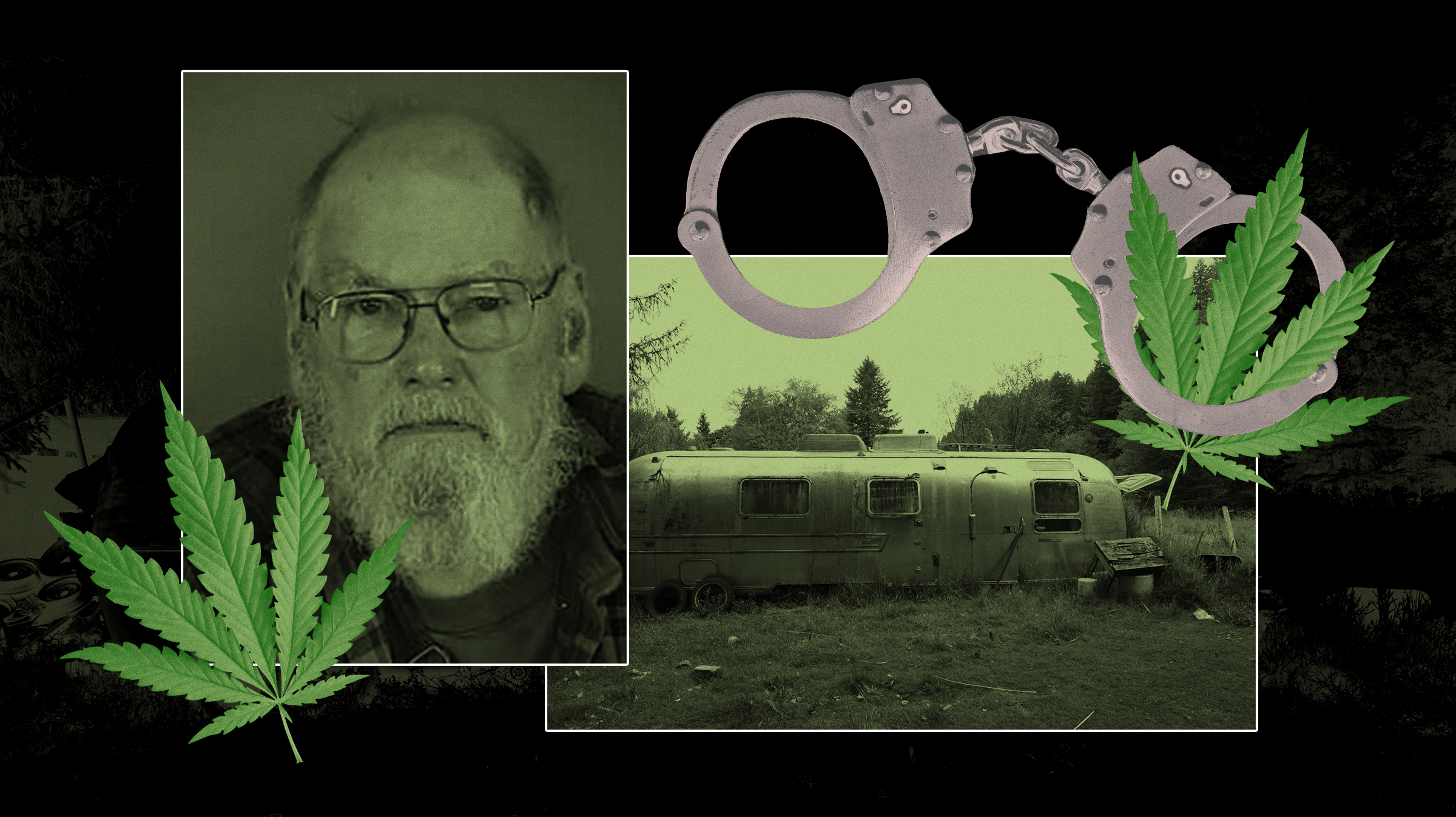A Crippled 76-Year-Old Is Rotting in Prison for a Decades-Old Weed